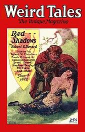 Обложка журнала с красной каймой;  На центральной иллюстрации изображен мужчина, держащий женщину на спине