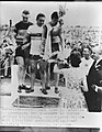 Wereldkampioenschap wielrennen te Leipzig, huldiging kampioen sprint amateurs v, Bestanddeelnr 911-4835.jpg