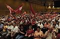 Werner Faymann bei der Wahlkampfveranstaltung des PVÖ in Wien (2820291593).jpg