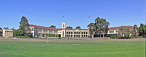 Wesley College cover