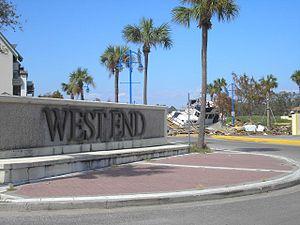 West End, New Orleans - Image: Westendnola