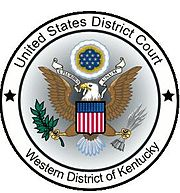 Seal of the United States District Court for the Western District of Kentucky