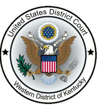 United States District Court for the Western District of Kentucky - Image: Western District of Kentucky Seal