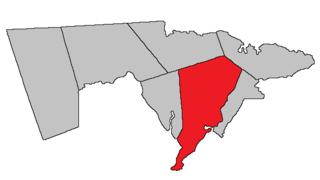 Sackville Parish, New Brunswick Parish in New Brunswick, Canada