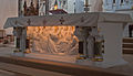 Wexford Church of the Immaculate Conception Altar Dormition of Virgin Mary 2010 09 29.jpg