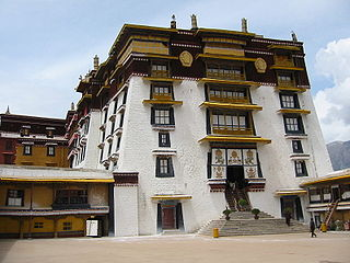 Architecture of Tibet