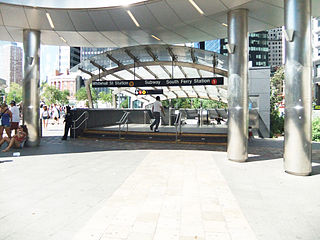 South Ferry/Whitehall Street station New York City Subway station complex in Manhattan