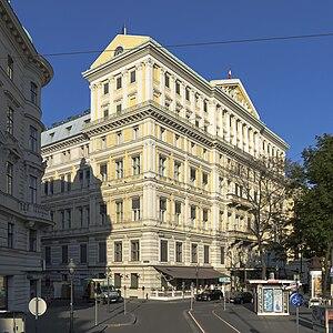 Hotel Imperial - Hotel Imperial in Vienna, Austria