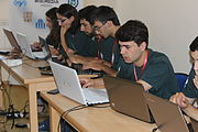 Wiki loves Science Armenia 12.JPG