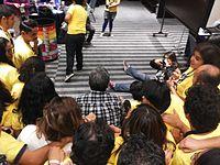 Wikimania 2015-Wednesday-Volunteers at Wikimania (6).jpg