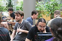 Wikimedia Hackathon 2017 IMG 4487 (34623510722).jpg