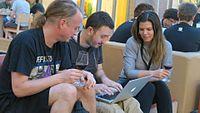 Wikimedia Hackathon 2017 IMG 4732 (34623537062).jpg