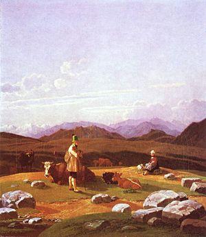 Museum Georg Schäfer - Image: Wilhelm Alexander Wolfgang von Kobell 004