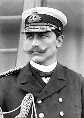 Wilhelm II, German Emperor, by Russell %26 Sons, c1890