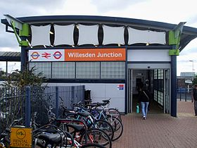 Image illustrative de l'article Willesden Junction (métro de Londres)