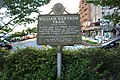 William Bartram Trail historical marker, River St, Savannah.jpg