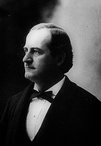 1896 United States presidential election in Texas - Image: William Jennings Bryan (1860 1925) (10506717125)