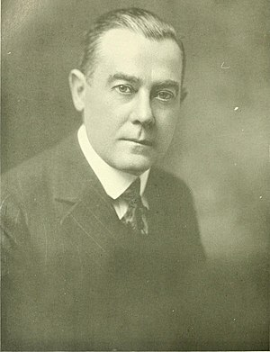 William Stormont Hackett - Hackett as depicted in 1923's Encyclopedia of Biography of New York.