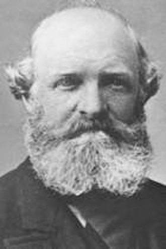 Mayor of Invercargill - Image: William Wood