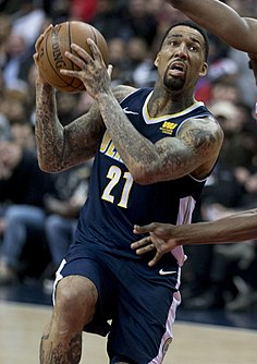 Wilson Chandler American basketball player