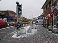 Winton, snow on Wimborne Road - geograph.org.uk - 1150451.jpg