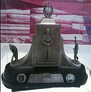Wisden Trophy - Image: Wisden Trophy 1