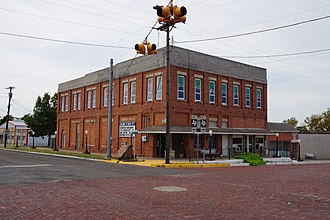 Wolfe City, Texas - Image: Wolfe City October 2015 10 (City Hall)