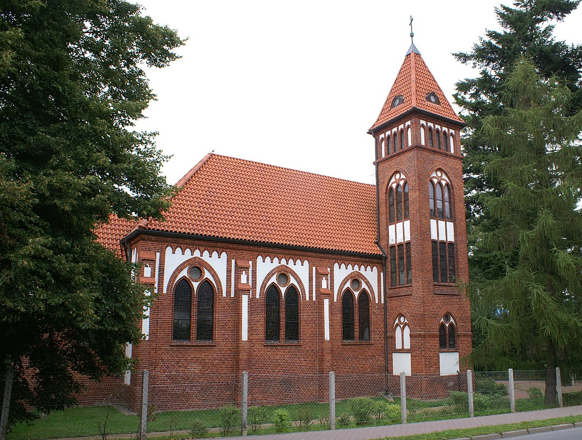 Wolgast Kirche