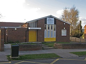 Newfrontiers - New Addington Community Church is a Newfrontiers congregation in suburban London.