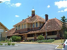 Wolston Park Hospital Complex administration building (2001).jpg