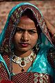 Woman Participant - Chhath Festival - Howrah 2013-11-09 4191.JPG