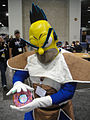 WonderCon 2012 - Vegeta Homer (7019140867).jpg