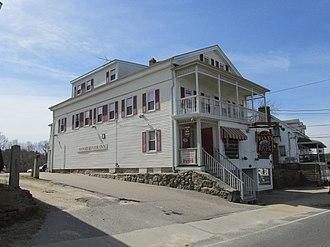 Wyoming, Rhode Island - Wood River Inn