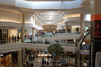 Woodfield Mall - Woodfield Mall interior shot