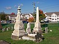 Woods Family Plot, Bethel Cemetery, 2015-10-15, 01.jpg
