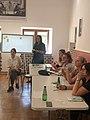 Workshop with Wikimedia Polska, National Museum in Warsaw.jpg