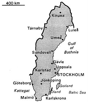 World Factbook (1990) Sweden.jpg