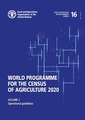 World Programme for the Census of Agriculture 2020, Volume 2 – Operational guidelines.pdf