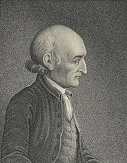 George Wythe first American law professor, a noted classics scholar and Virginia judge, as well as a prominent opponent of slavery