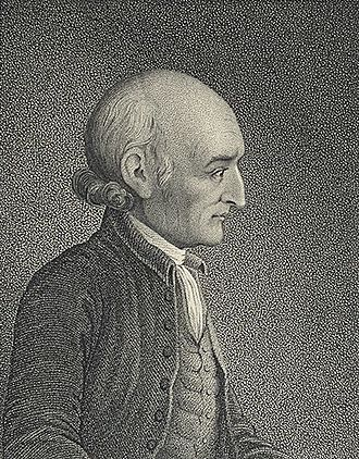 History of the College of William & Mary - George Wythe, America's first law professor