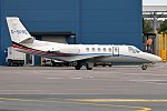Xclusive Jets, G-SPRE, Cessna Citation Bravo (36833748510).jpg