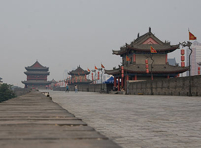 Xi'an - City wall - 006.jpg