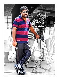 Y. V. S. Chowdary Indian writer, director, and producer