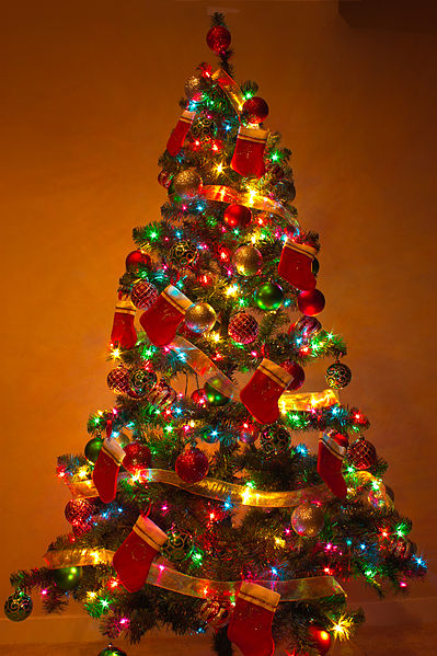 Christmas tree. Christmas Miscellanea. Christmas stories read by Jim Barton