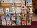Yaizu Public Yaizu Library magazine corner ac.jpg