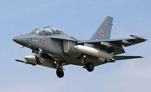 Yakovlev Yak-130 in 2010