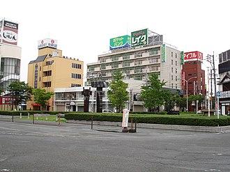 Yanagawa, Fukuoka - A view of Yanagawa city.