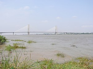 Yangzi Wuhan Second Bridge