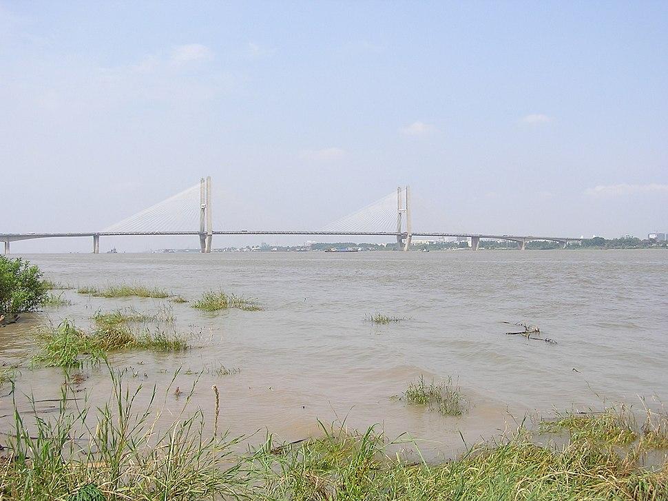 Yangzi Wuhan Second Bridge