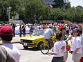Yellow Yugo GV in Houston.jpg